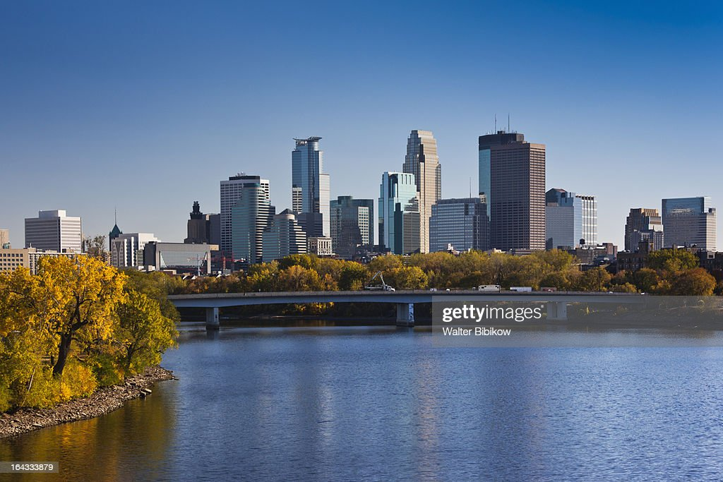 Minneapolis, Minnesota, City View
