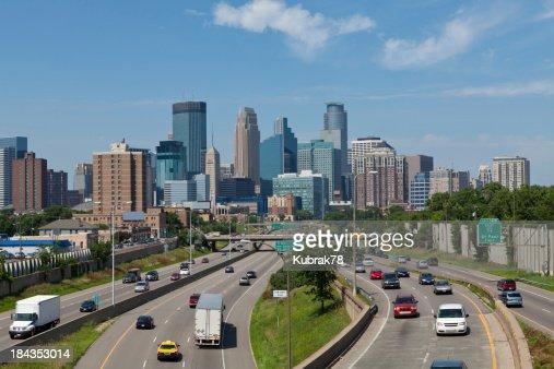 Minneapolis Skyline 1