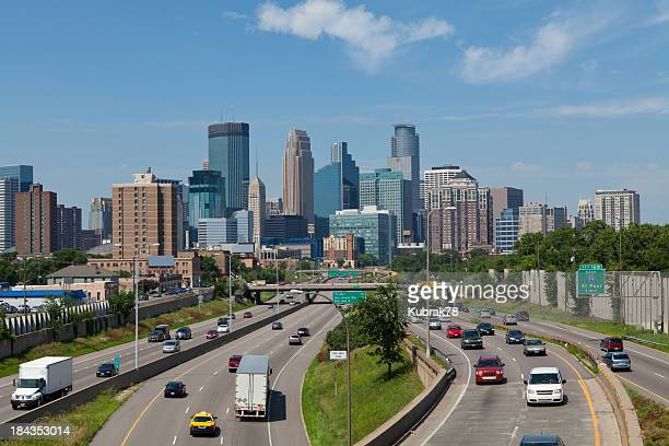 Minneapolis Skyline 1