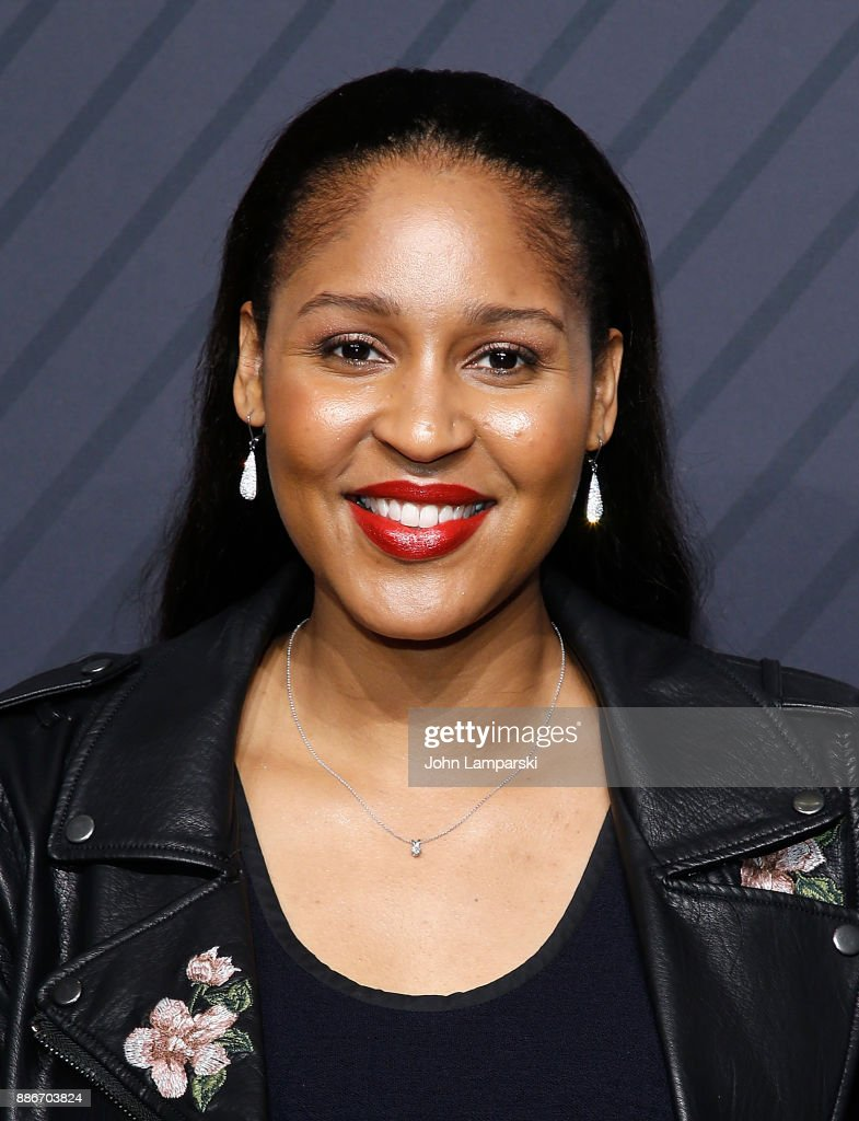 Minnesota Lynx , Maya Moore attends 2017 Sports Illustrated Sportsperson of the Year Awards at Barclays Center on December 5, 2017 in New York City.