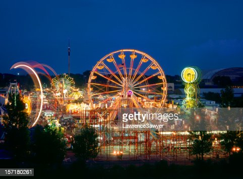 Minnesota State Fair Rides