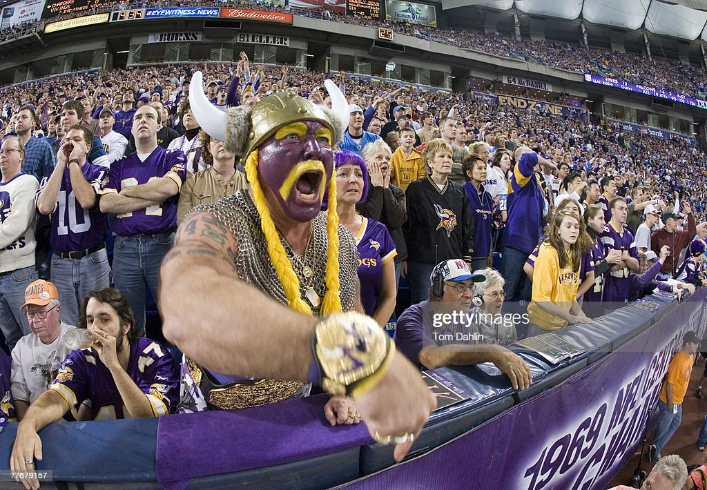 San Diego Chargers V Minnesota Vikings Getty Images