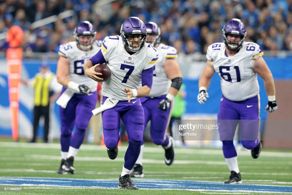 Minnesota Vikings vs Detroit Lions - NFL