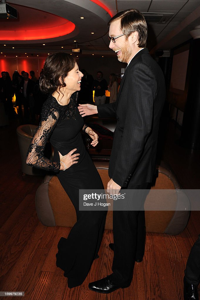 <a gi-track='captionPersonalityLinkClicked' href=/galleries/search?phrase=Minnie+Driver&family=editorial&specificpeople=201884 ng-click='$event.stopPropagation()'>Minnie Driver</a> and <a gi-track='captionPersonalityLinkClicked' href=/galleries/search?phrase=Stephen+Merchant&family=editorial&specificpeople=646779 ng-click='$event.stopPropagation()'>Stephen Merchant</a> attend the European premiere of 'I Give It A Year' at The Vue West End on January 24, 2013 in London, England.