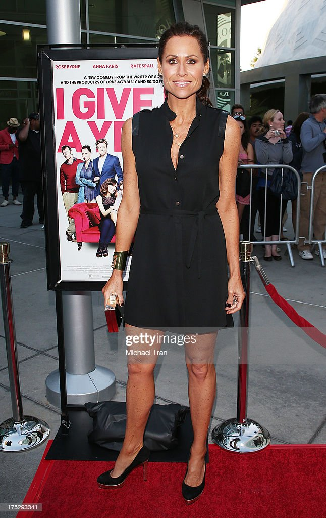 <a gi-track='captionPersonalityLinkClicked' href=/galleries/search?phrase=Minnie+Driver&family=editorial&specificpeople=201884 ng-click='$event.stopPropagation()'>Minnie Driver</a> arrives at a Los Angeles special screening of 'I Give It A Year' held at ArcLight Hollywood on August 1, 2013 in Hollywood, California.