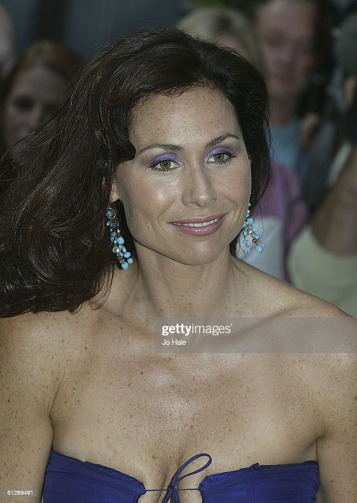 Minnie Driver arrives at the annual 'Nationwide Mercury Music Prize' at the Grosvenor House on September 7, 2004 in London. Making the 12-album shortlist this year are Basement Jaxx (Kish Kash), Belle & Sebastian (Dear Catastrophe Waitress), Franz Ferdinand (Franz Ferdinand), Jamelia (Thank You), Keane (Hopes and Fears), Snow Patrol (Final Straw), Joss Stone (The Soul Sessions, The Streets (A Grand Don't Come For Free), Ty (Upwards), Amy Winehouse (Frank), Robert Wyatt (Cuckooland) and The Zutons (Who Killed The Zutons).