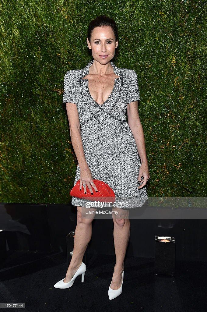 Chanel Dinner - Arrivals - 2015 Tribeca Film Festival