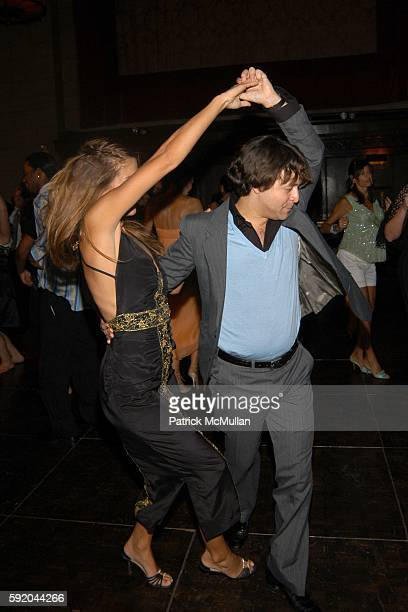 Minnie Mortimer and Alvin Valley attend New Yorkers for Children 10th Anniversary Fall Gala at Cipriani 42nd Street on September 21 2005 in New York...