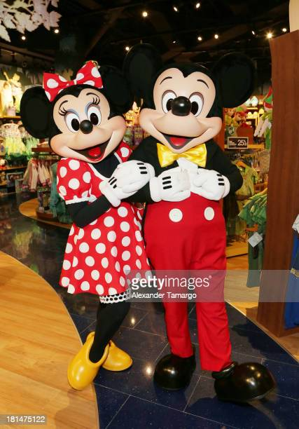 Mickey mouse stock photos and pictures getty images - Disney store mickey mouse ...