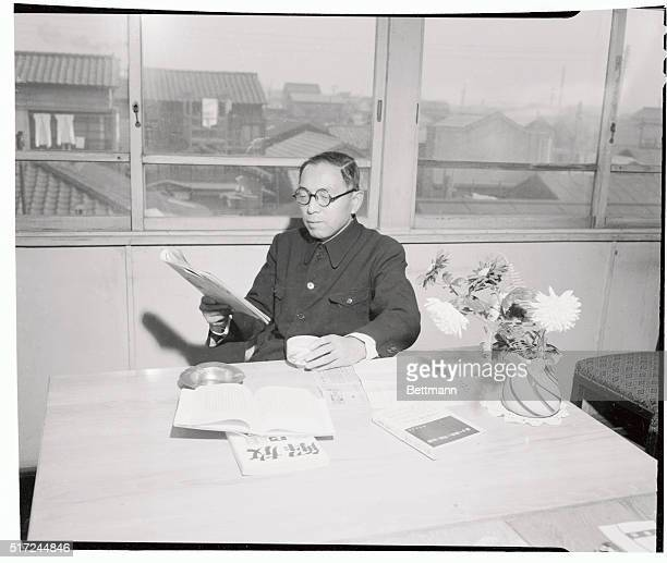 Minoru Takano mildmannered tubercular who looks more like a meek country school teacher than the militant boss of one of free Asia's greatest labor...