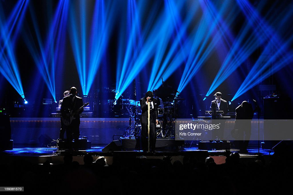 Mint Condition onstage at BET Honors 2013 at Warner Theatre on January 12, 2013 in Washington, DC.
