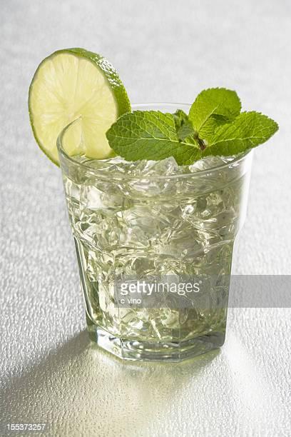 limonade à la menthe
