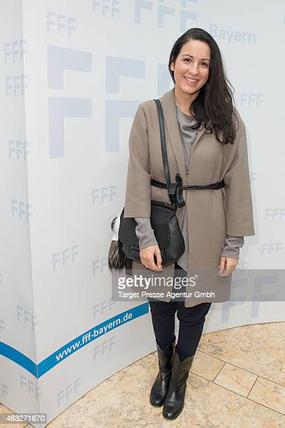 Minu Barati attends the FFF Reception during the 65th Berlinale International Film Festival on February 12 2015 in Berlin Germany