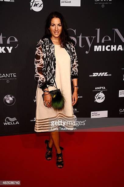 Minu Barati Fischer attends the Michalsky Style Night at Tempodrom on July 11 2014 in Berlin Germany