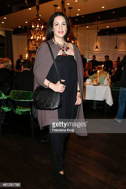 Minu BaratiFischer attends the Grace Restaurant Grand Opening on January 10 2015 in Berlin Germany