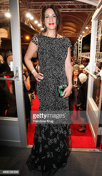 Minu BaratiFischer attends the Lola German Film Award 2014 at Tempodrom on May 09 2014 in Berlin Germany