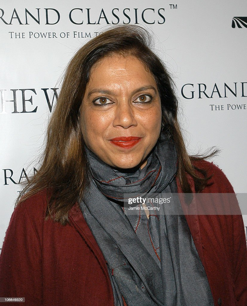 Mira Nair at the Grand Classics screening of 'Tootsie' sponsored by The Week