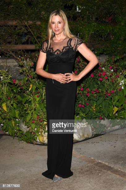Mira Sorvino attends 2017 Ischia Global Film Music Fest on July 11 2017 in Ischia Italy