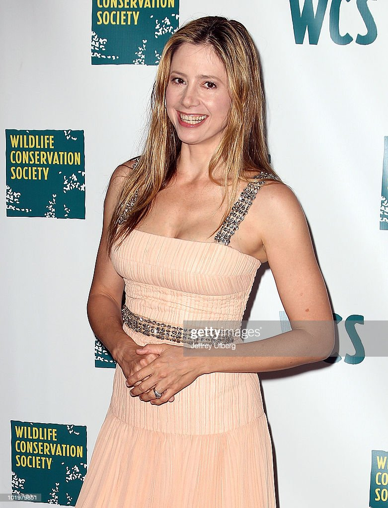Mira Sorvino attends the 2010 Wildlife Conservation Society gala at the Central Park Zoo on June 10, 2010 in New York City.