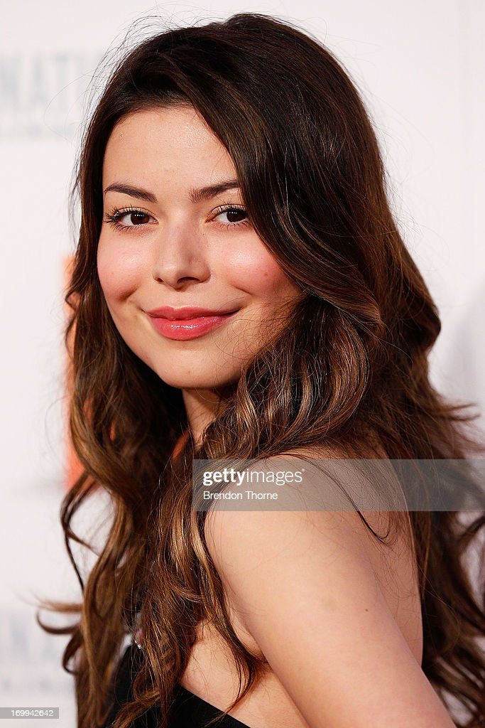 Miranda Cosgrove arrives at the 'Despicable Me 2' Australian premiere at Event Cinemas Bondi Junction on June 5, 2013 in Sydney, Australia.