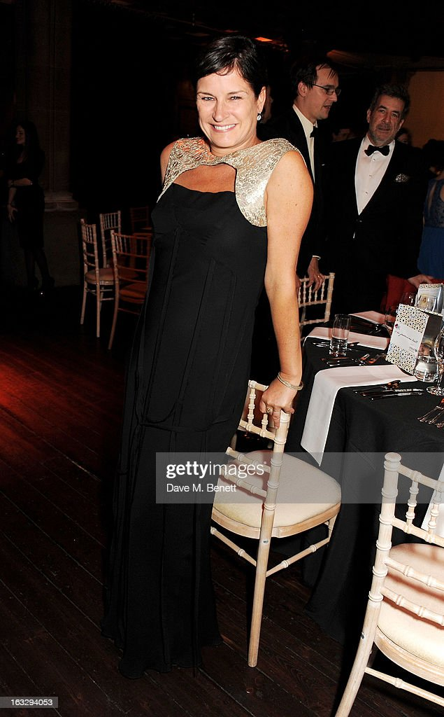 Miranda Davis attends The Jasmine Ball in aid of UNICEF's Children of Syria Emergency Appeal at One Mayfair on March 7, 2013 in London, England.