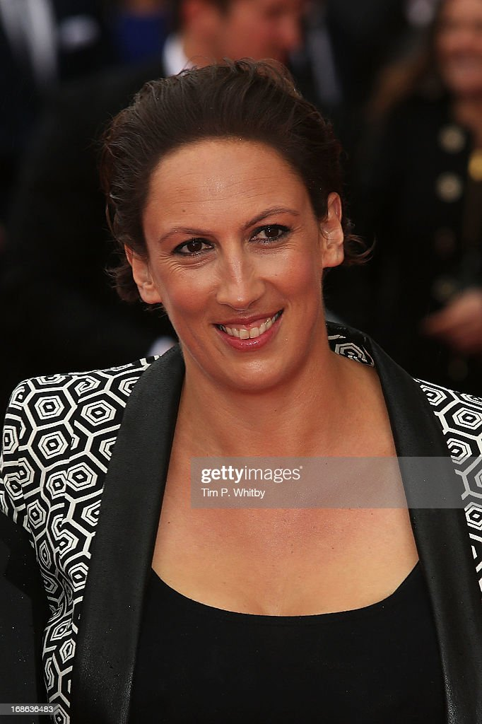 Miranda Hart attends the Arqiva British Academy Television Awards 2013 at the Royal Festival Hall on May 12, 2013 in London, England.