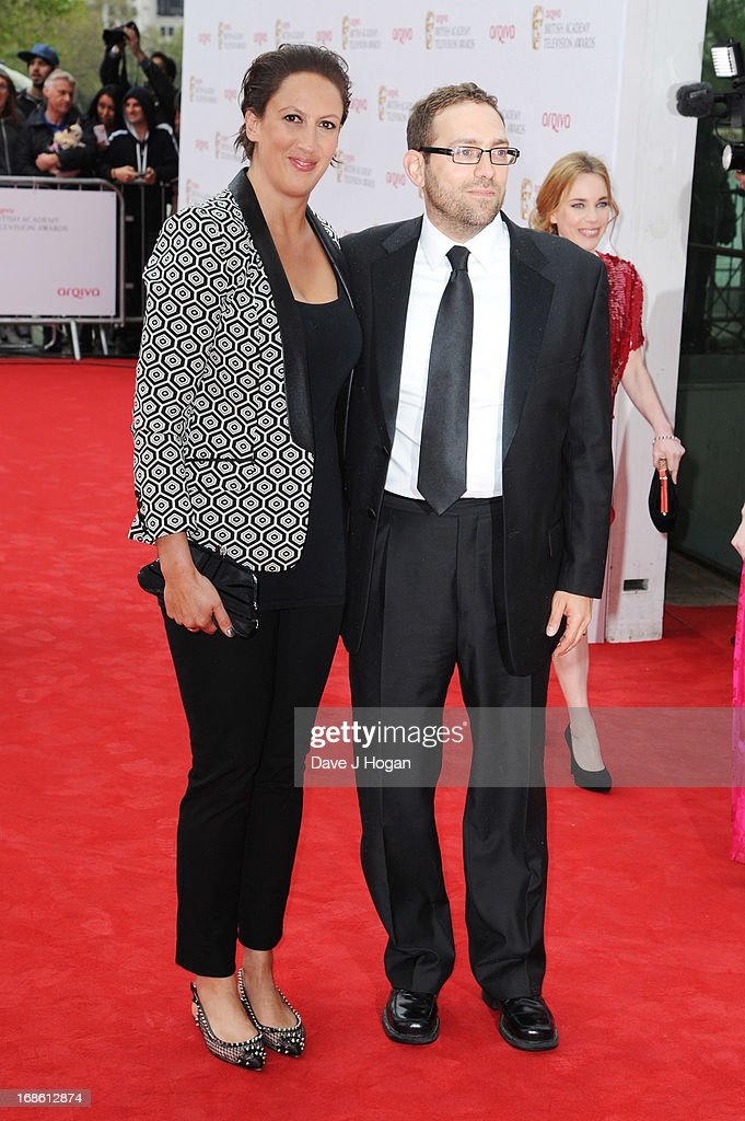 Miranda Hart attends the BAFTA TV Awards 2013 at The Royal Festival Hall on May 12, 2013 in London, England.