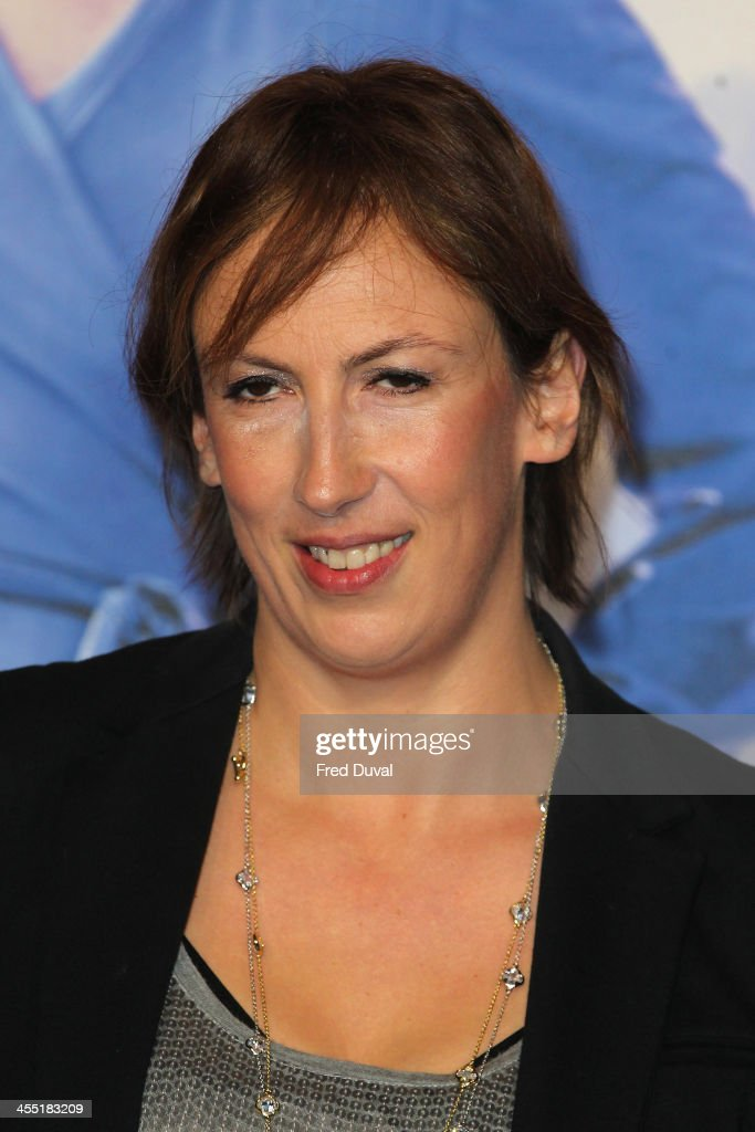 <a gi-track='captionPersonalityLinkClicked' href=/galleries/search?phrase=Miranda+Hart&family=editorial&specificpeople=4204375 ng-click='$event.stopPropagation()'>Miranda Hart</a> attends the UK film premiere of 'Anchorman 2: The Legend Continues' at Vue West End on December 11, 2013 in London, England.