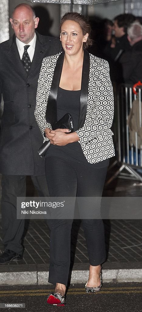 <a gi-track='captionPersonalityLinkClicked' href=/galleries/search?phrase=Miranda+Hart&family=editorial&specificpeople=4204375 ng-click='$event.stopPropagation()'>Miranda Hart</a> sighting at the Royal Festival Hall, South Bank on May 12, 2013 in London, England.