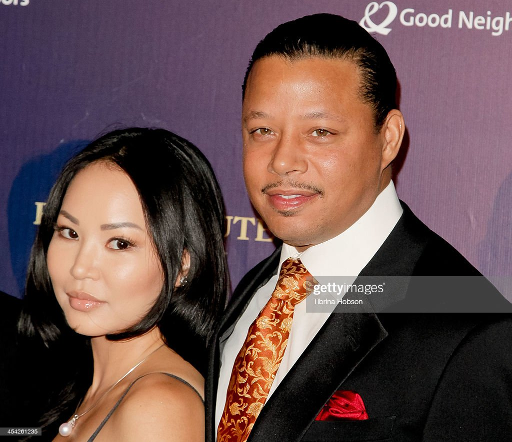 Miranda Howard and <a gi-track='captionPersonalityLinkClicked' href=/galleries/search?phrase=Terrence+Howard&family=editorial&specificpeople=215196 ng-click='$event.stopPropagation()'>Terrence Howard</a> attends the 12th annual Unforgettable Gala at Park Plaza on December 7, 2013 in Los Angeles, California.