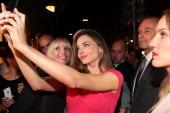 Miranda Kerr attends the ESCADA 'JOYFUL' EVENT on July 29 2014 in Munich Germany