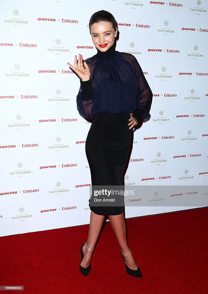 <a gi-track='captionPersonalityLinkClicked' href=/galleries/search?phrase=Miranda+Kerr&family=editorial&specificpeople=5714330 ng-click='$event.stopPropagation()'>Miranda Kerr</a> attends the QANTAS Gala Dinner at Sydney Domestic Airport on April 18, 2013 in Sydney, Australia.