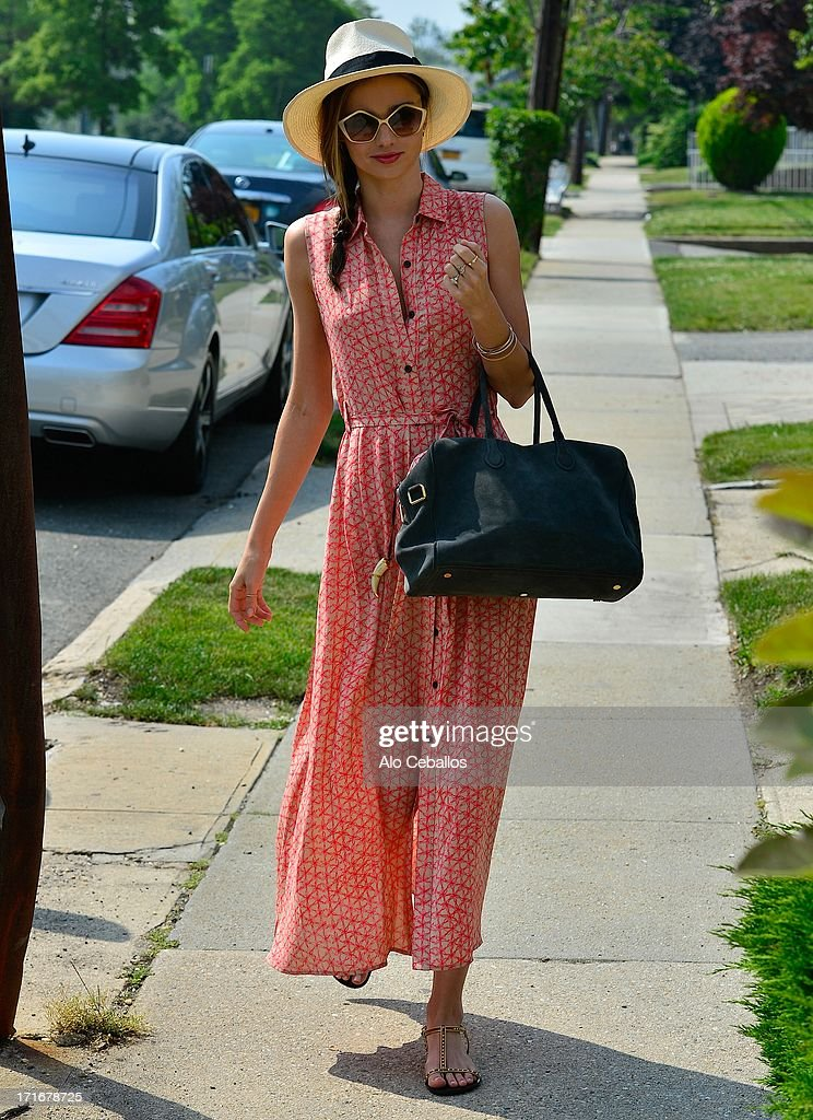 <a gi-track='captionPersonalityLinkClicked' href=/galleries/search?phrase=Miranda+Kerr&family=editorial&specificpeople=5714330 ng-click='$event.stopPropagation()'>Miranda Kerr</a> is seen on June 27, 2013 in New York City.