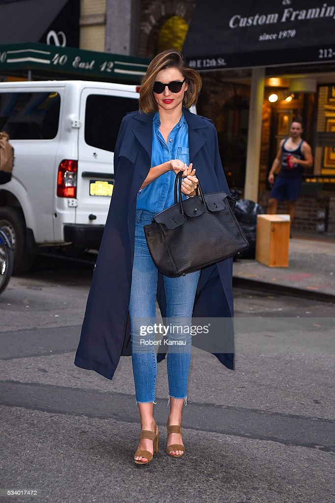 <a gi-track='captionPersonalityLinkClicked' href=/galleries/search?phrase=Miranda+Kerr&family=editorial&specificpeople=5714330 ng-click='$event.stopPropagation()'>Miranda Kerr</a> seen out in West Village on May 24, 2016 in New York City.