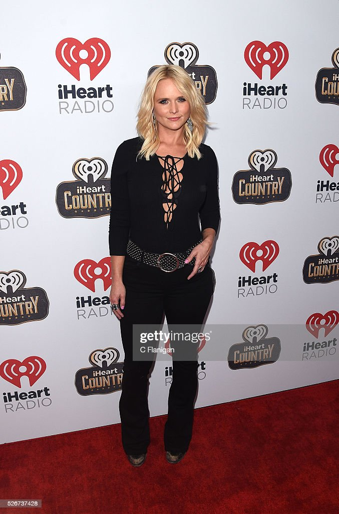 Miranda Lambert arrives to the 2016 iHeartCountry Festival at The Frank Erwin Center on April 30, 2016 in Austin, Texas.
