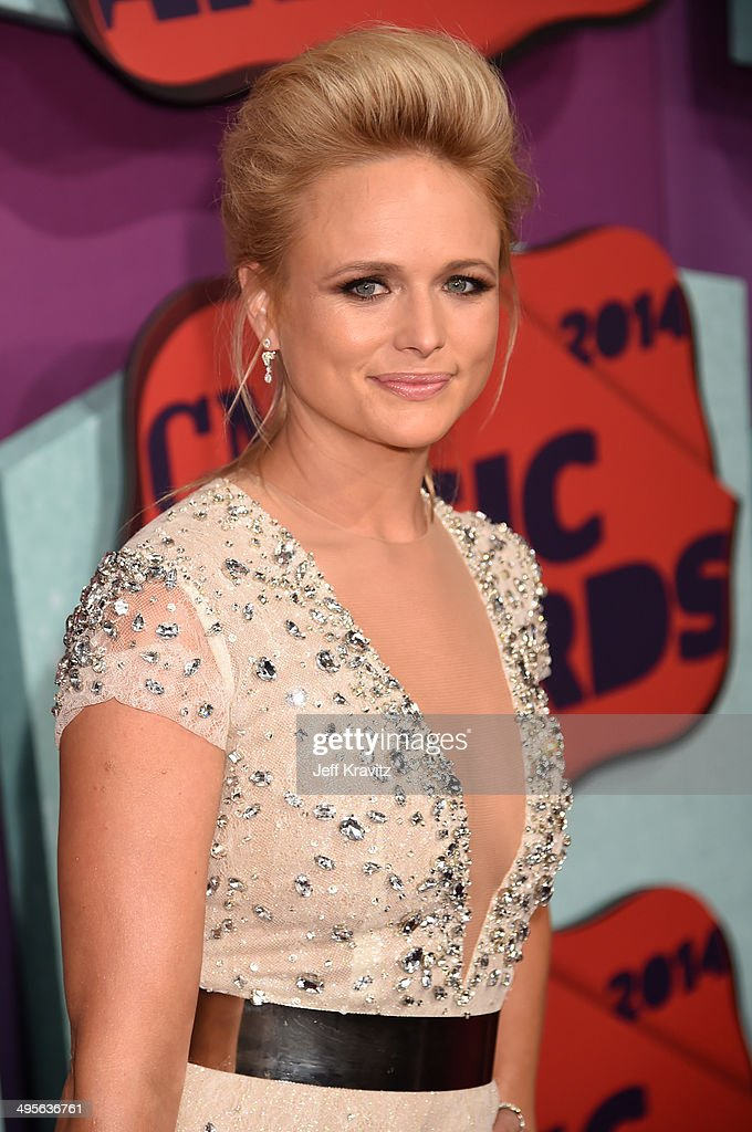 <a gi-track='captionPersonalityLinkClicked' href=/galleries/search?phrase=Miranda+Lambert&family=editorial&specificpeople=571972 ng-click='$event.stopPropagation()'>Miranda Lambert</a> attends the 2014 CMT Music awards at the Bridgestone Arena on June 4, 2014 in Nashville, Tennessee.
