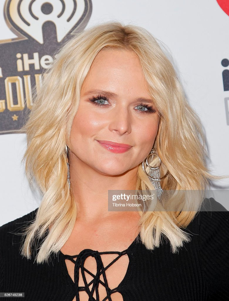 Miranda Lambert attends the 2016 iHeartCountry Festival at The Frank Erwin Center on April 30, 2016 in Austin, Texas.