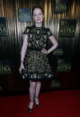 Miranda Otto arrives at the 8th annual ASTRA Awards at the State Theatre on June 24 2010 in Sydney Australia