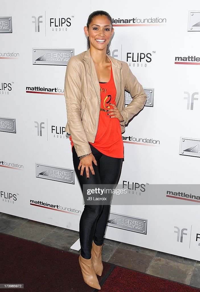 Miranda Rae Mayo attends the Matt Leinart Foundation's 7th Annual 'Celebrity Bowl' at Lucky Strikes on July 18, 2013 in Hollywood, California.