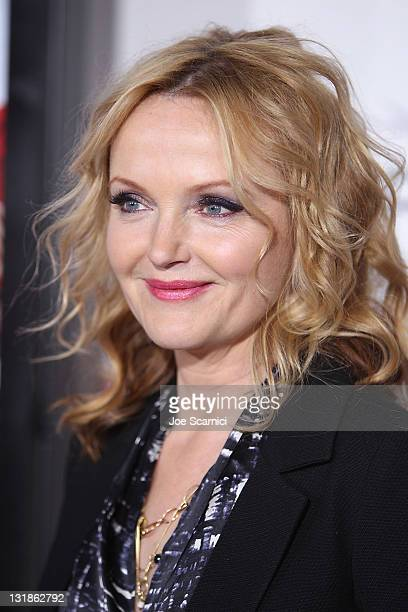 Miranda Richardson arrives to the AFI Fest 2010 Screening Of 'Made In Dagenham' at the Grauman's Chinese Theatre on November 8 2010 in Hollywood...