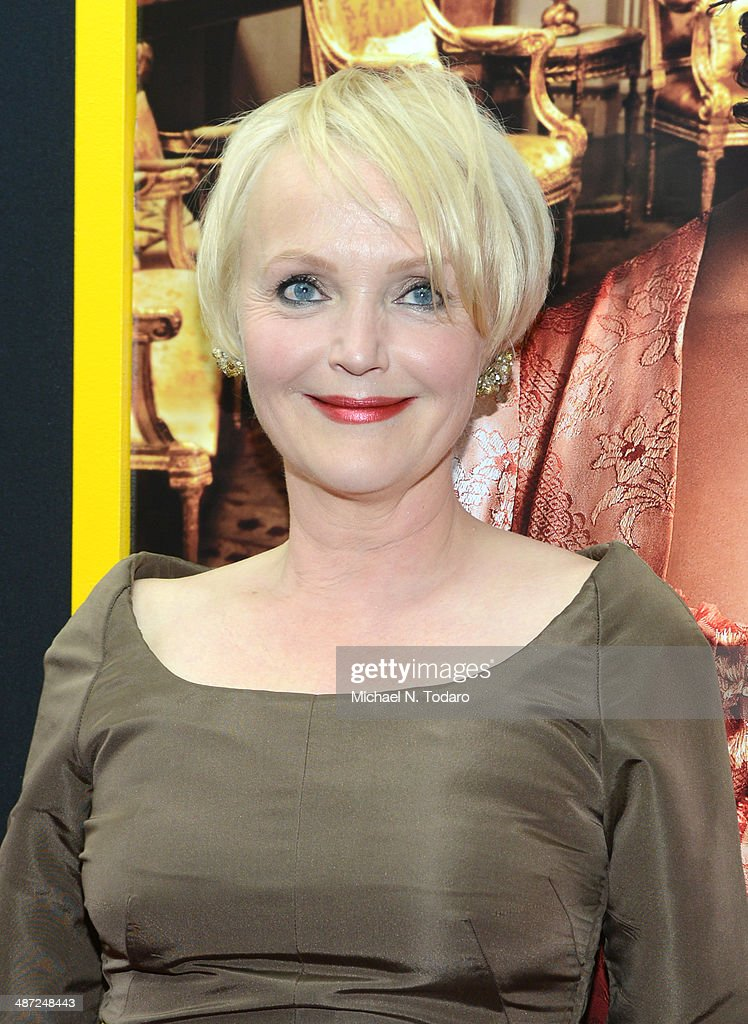 <a gi-track='captionPersonalityLinkClicked' href=/galleries/search?phrase=Miranda+Richardson&family=editorial&specificpeople=203223 ng-click='$event.stopPropagation()'>Miranda Richardson</a> attends the 'Belle' premiere at The Paris Theatre on April 28, 2014 in New York City.