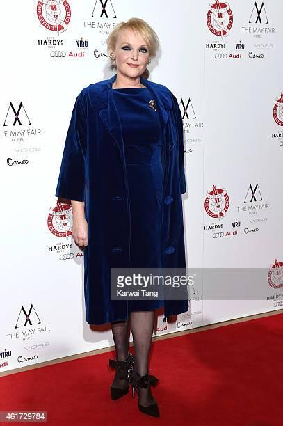 Miranda Richardson attends The London Critics' Circle Film Awards at The Mayfair Hotel on January 18 2015 in London England