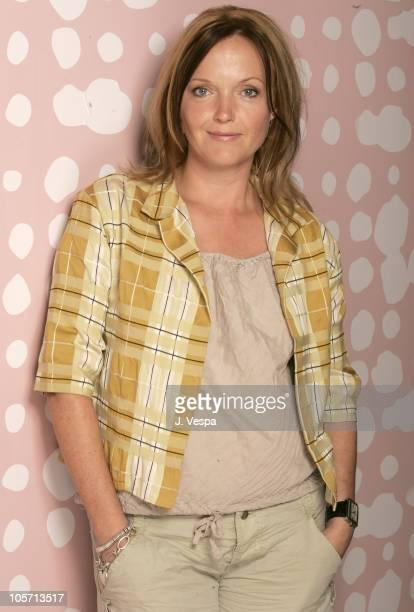Miranda Richardson during 2005 Toronto Film Festival 'Wah Wah' Portraits at HP Portrait Studio in Toronto Canada