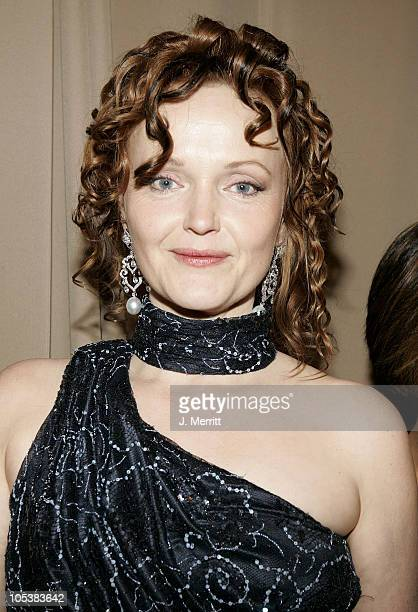 Miranda Richardson during Glamour/Miramax Post Golden Globe Awards Party at Beverly Hills Hilton in Beverly Hills California United States