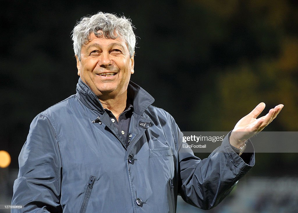 <a gi-track='captionPersonalityLinkClicked' href=/galleries/search?phrase=Mircea+Lucescu&family=editorial&specificpeople=5511022 ng-click='$event.stopPropagation()'>Mircea Lucescu</a>, coach of FC Shakhtar Donetsk looks on during the Ukrainian Premier League match between FC Dynamo Kyiv and FC Shakhtar Donetsk on September 24, 2011 at the Lobanovskyi Dynamo Stadium in Kiev, Ukraine.