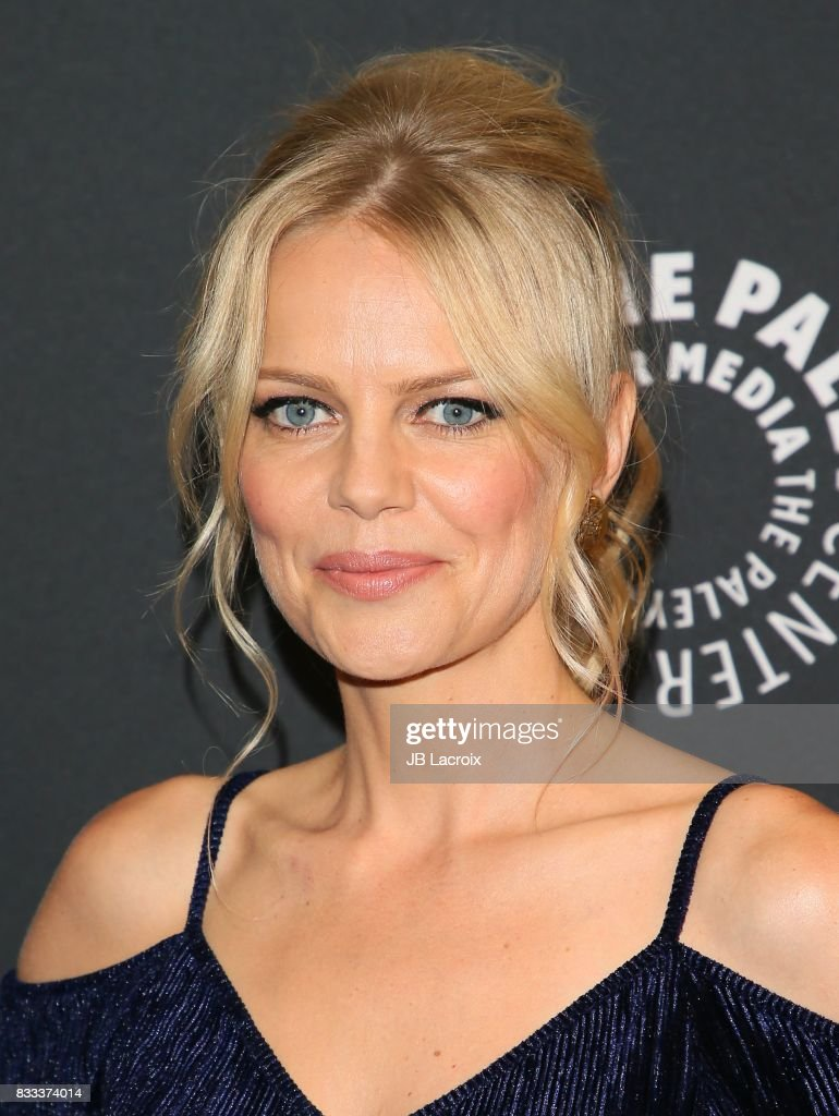 Mircea Monroe attends the 2017 PaleyLive LA Summer Season Premiere Screening And Conversation For Showtime's 'Episodes' at The Paley Center for Media on August 16, 2017 in Beverly Hills, California.