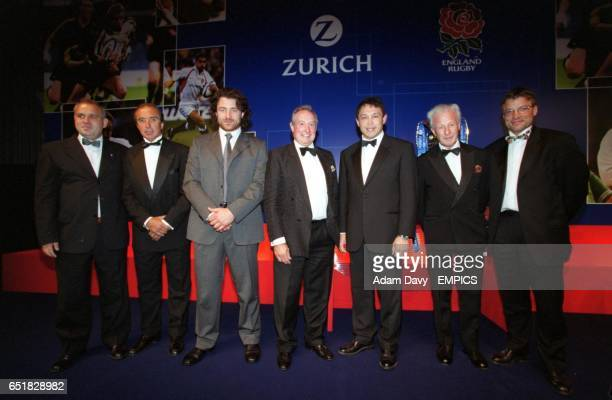 Mircea Paraschiv Hugo Porta Massimo Giovannelli Gareth Edwards Rory Underwood Jackie Kyle and Rob Andrew Seven of the twentytwo players inducted into...