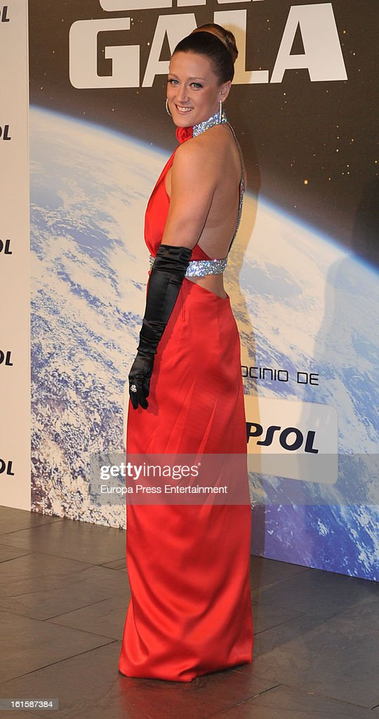 Mireia Belmonte attends the Sport Annual Gala In Barcelona at palau de Congresos on February 11, 2013 in Barcelona, Spain.