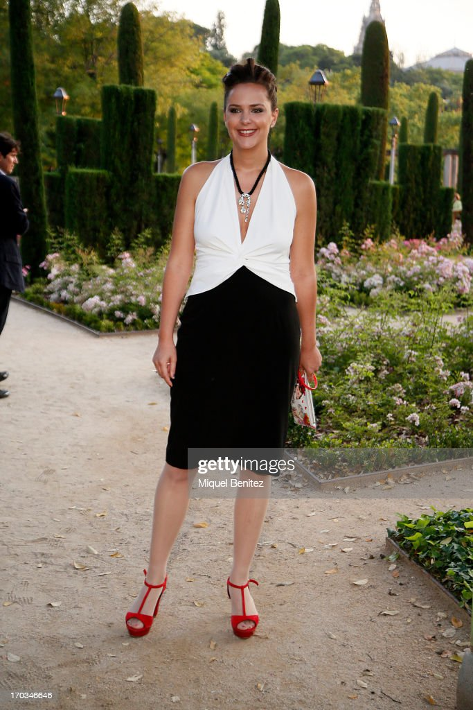 Mireia Verdu attends the New Generation by Francina on June 11, 2013 in Barcelona, Spain.