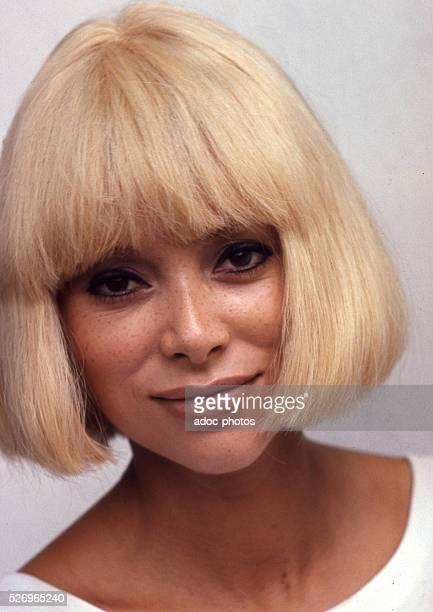 Mireille Darc French actress and film director born in Toulon Ca 1970